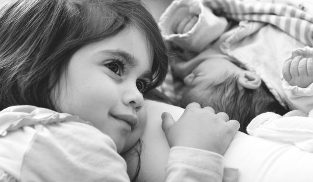 İki çocuklu hayatta doğumdan sonraki ilk günler
